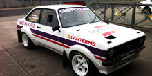 CBM Signs Letterkenny - Rally Cars